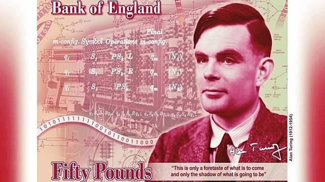 圖/翻攝自 英格蘭銀行