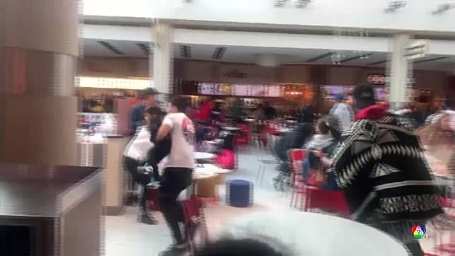 กราดยิงในห้างสรรพสินค้า ที่สหรัฐฯ
