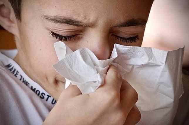 感冒流感(圖/pixabay)