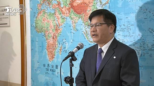 交通部長林佳龍。(圖/TVBS資料畫面)
