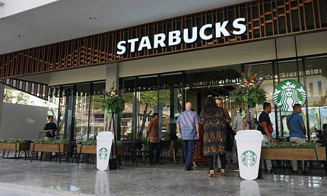 The North Jakarta Jakarta Police have arrested two former Starbucks Indonesia employees for alleged sexual harassment after they were caught peering at a female customer's cleavage through a CCTV camera.