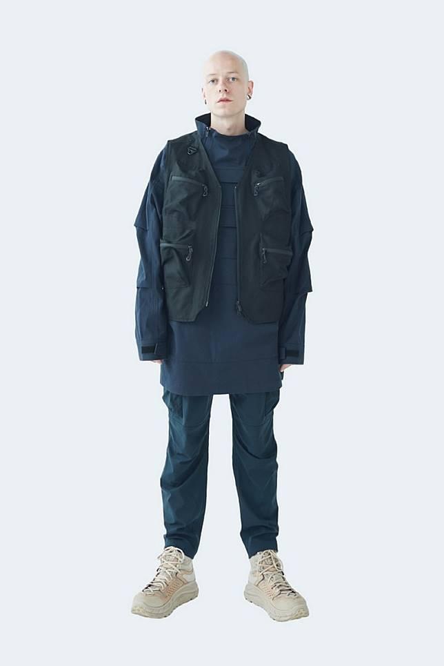 Goout Vest、Multi Pockets Anorak(互聯網)