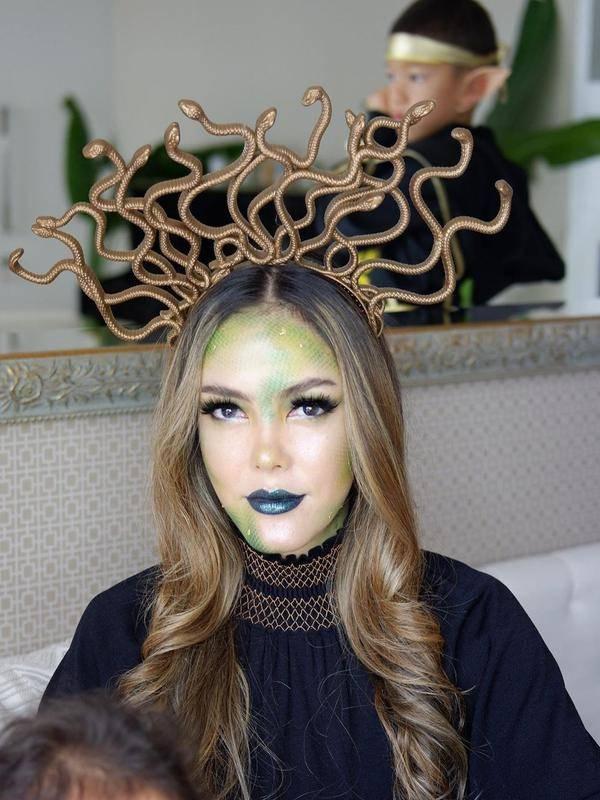 Ide Kostum Halloween Inspirasi Artis Tanah Air