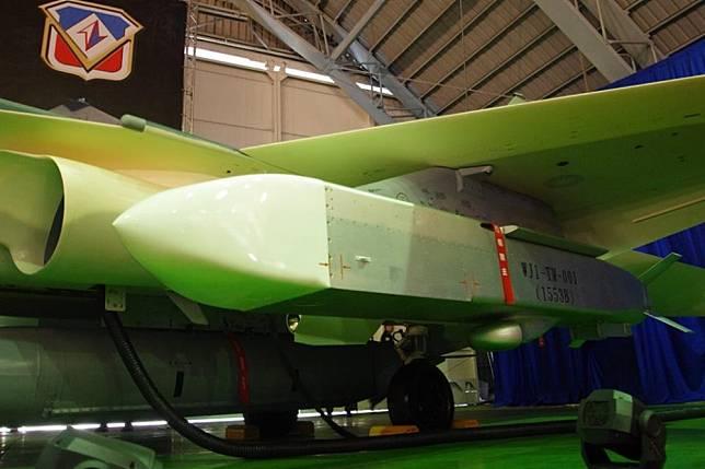 因應戰備需求 國安會指示射程400公里增程型萬劍彈提前量產