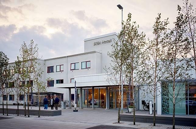 全球暫時只有一間IKEA Hotell,就是在IKEA瑞典總部阿姆胡特。