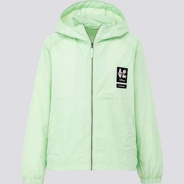 AMBUSH x Disney x UT Zip Up Jacket(互聯網)