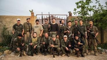 他們是誰?自願加入打擊 ISIS 的國際戰士群像