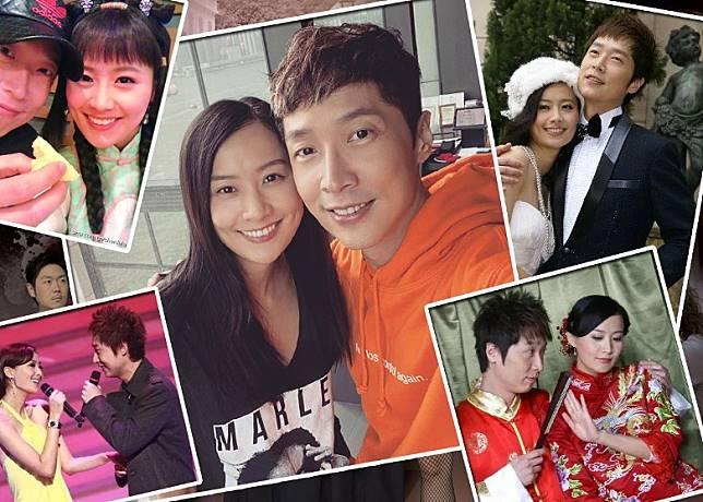 馬浚偉與陳法拉合作過多部電視劇,二人親如兄妹。