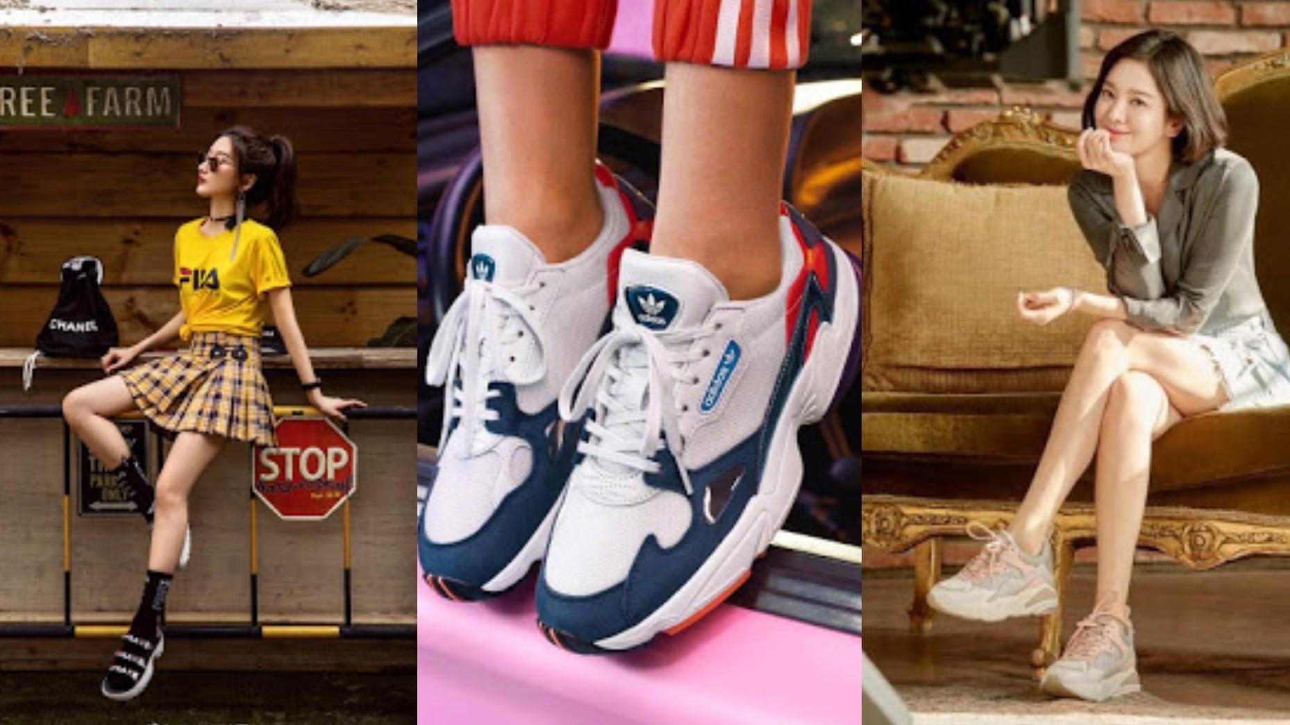 IG上老爹鞋正夯你還沒跟上嗎?三大重點告訴你老爹鞋穿搭秘訣!