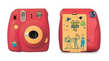 搶搭皮克斯動畫電影熱潮,Fujifilm 富士發表「玩具總動員4」instax mini 相機/底片