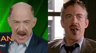 初代「號角日報」老闆確定簽約加盟《蜘蛛人 3》,重出江湖與湯姆荷蘭對戲!
