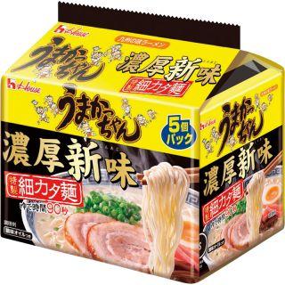 うまかっちゃん濃厚新味 5食パック