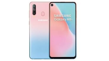 超粉嫩!三星 Galaxy A8s 蜜桃蘇打新色,Galaxy A20 / A30 齊上市
