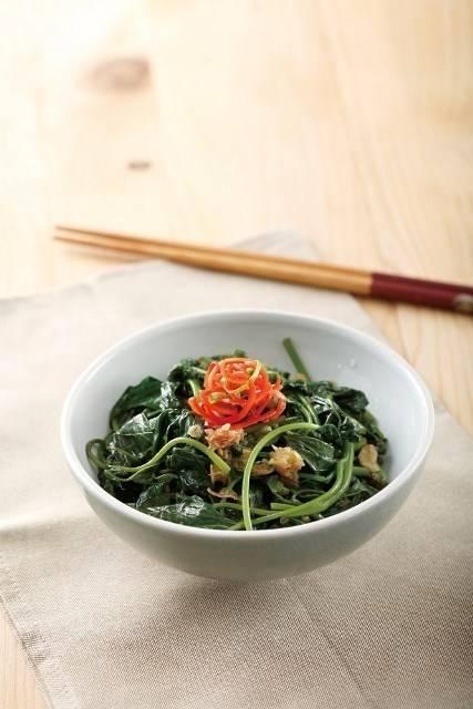 [閃文]                  為什麼外面賣的燙青菜,就是比較好吃?因為他們在滾水裡,多加了3種東西