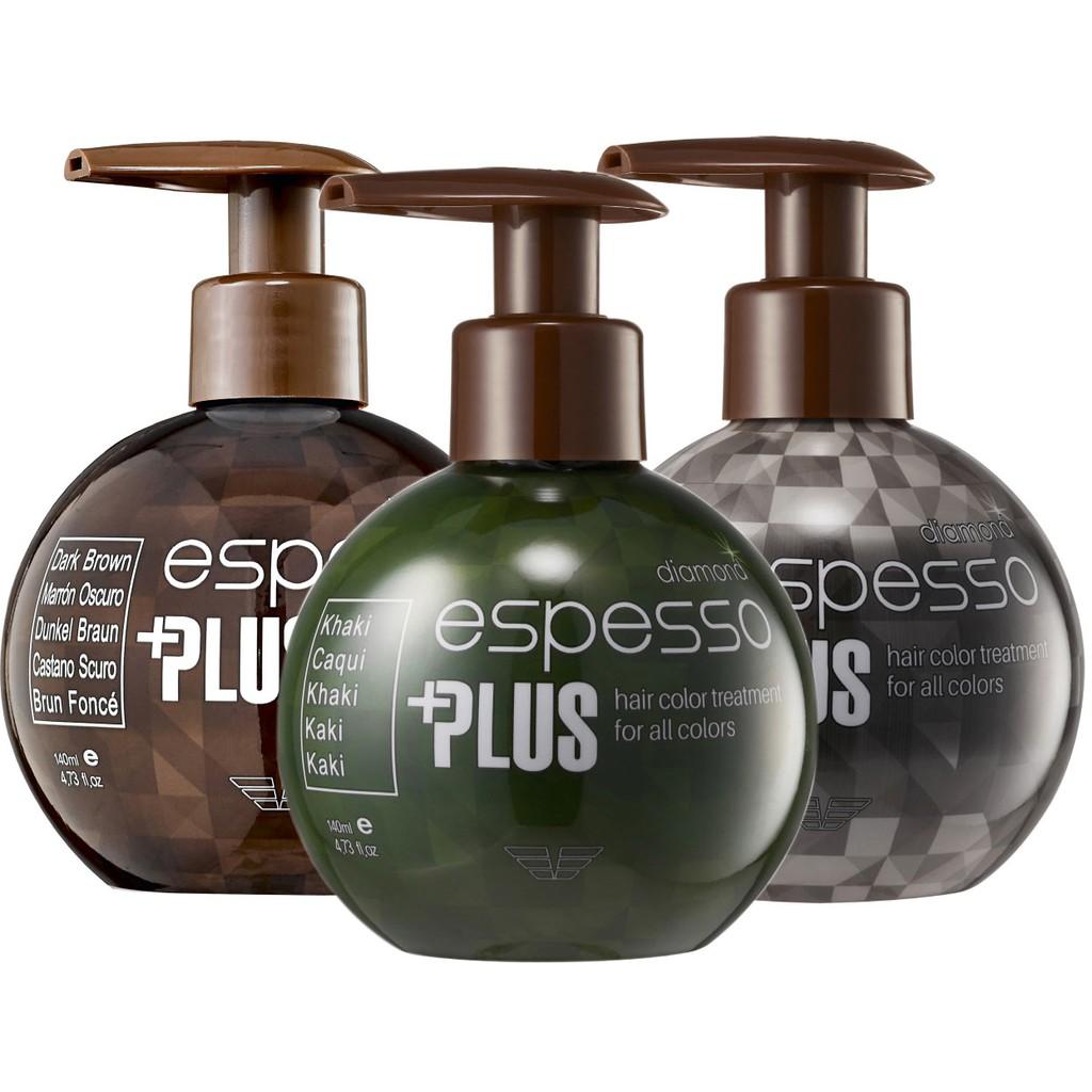 韓國 Espesso Plus 3分鐘快速護髮染(140ml)【小三美日】D180204