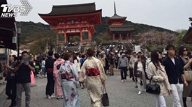 日本示意圖/TVBS