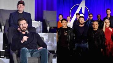 台下笑翻!《復仇者聯盟 4》最新發佈會「薩諾斯彈指後」演員少一半 網友:這設計太魔鬼了!