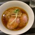 鶏つけそば - 実際訪問したユーザーが直接撮影して投稿した西早稲田ラーメン専門店らぁ麺やまぐちの写真のメニュー情報