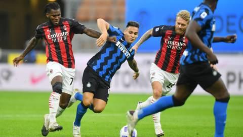 AC Milan Beri Selamat ke Inter Milan yang Raih Scudetto Liga Italia