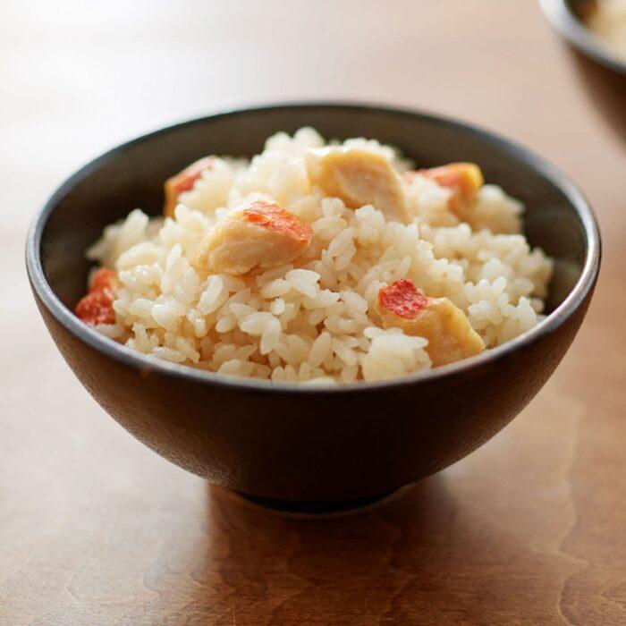 金目鯛炊飯料