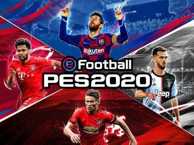 Konami Rilis eFootball PES 2020 Lite, Dapat Diunduh Secara Gratis!