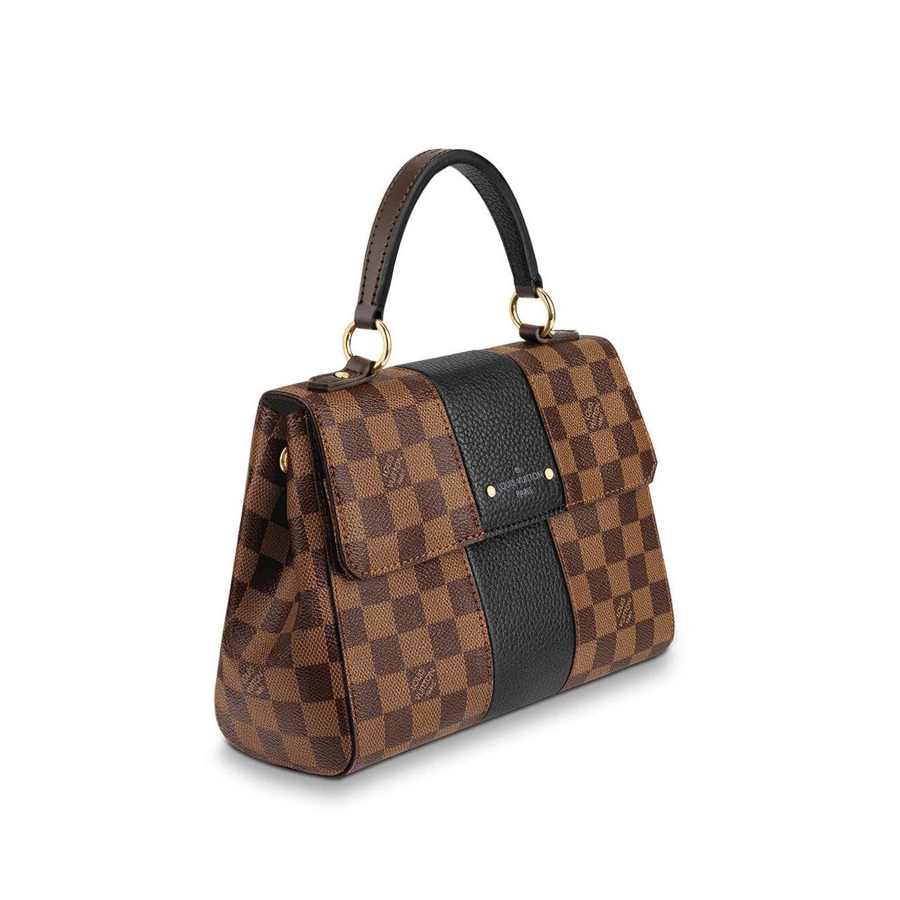 【Chiu189英歐代購】Louis Vuitton BOND STREET BB 棋盤格紋郵差包 N41073