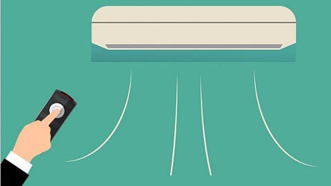 Ilustrasi Air Conditioner (AC).