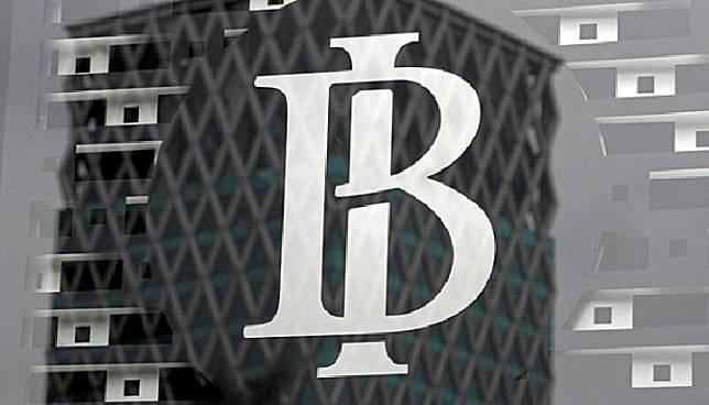 Logo of Bank Indonesia. REUTERS/Iqro Rinaldi/File Photo