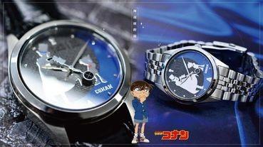 《名偵探柯南 紺青之拳》日本票房破30億!官方推出「柯南麻醉錶」,柯南&怪盜基德分秒針鋒相對!