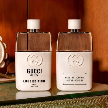GUCCI Love Edition MMXXI 罪愛情侶對香