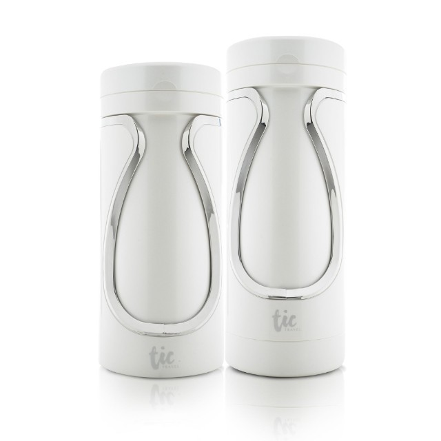 Tic design Travel bottle 旅行分裝收納瓶 豪華組-香港出差旅行便攜洗護沐浴化妝品護膚品收納瓶神器