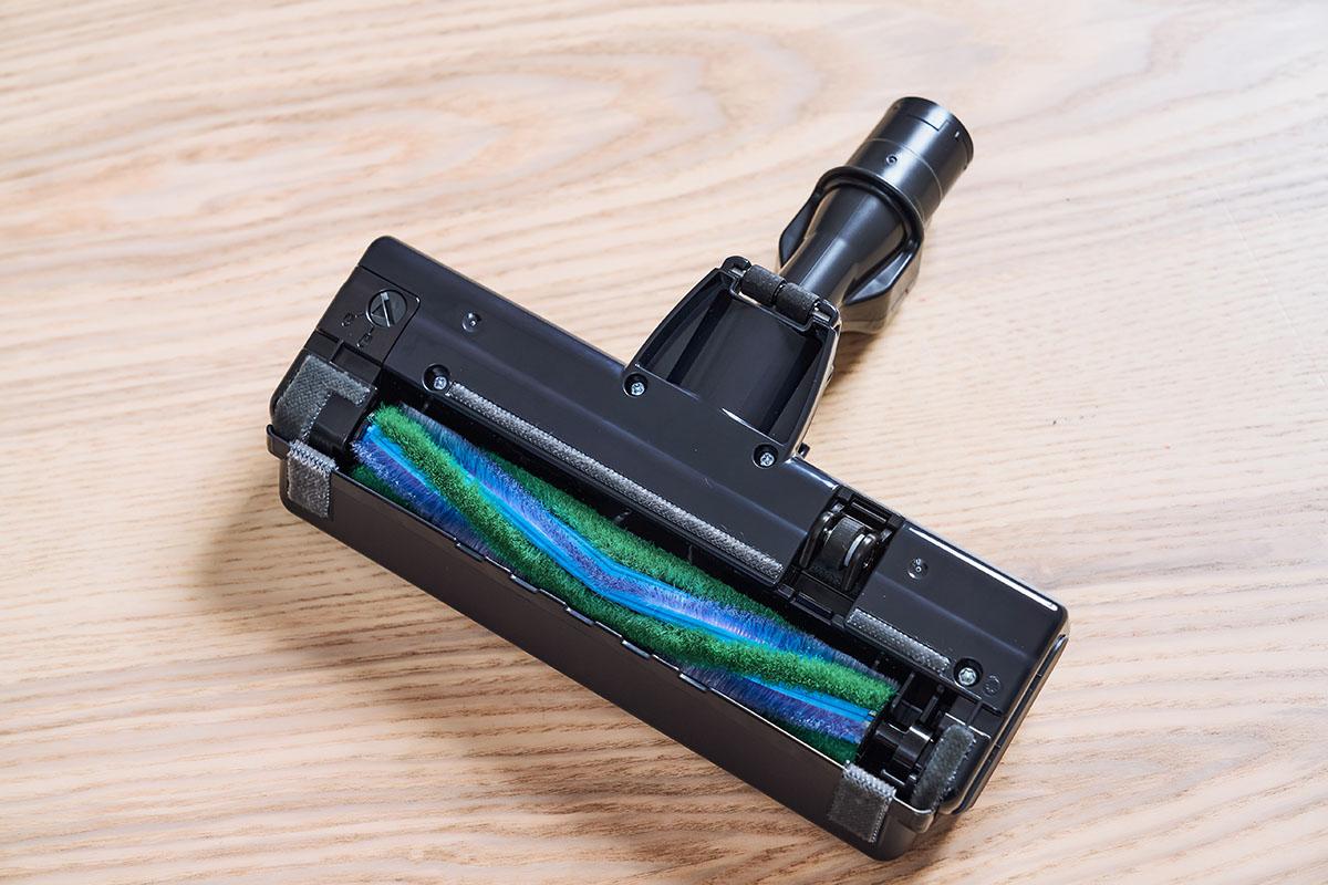 Panasonic MC-BJ990的刷毛可以拆下清洗