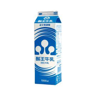 酪王牛乳 1L