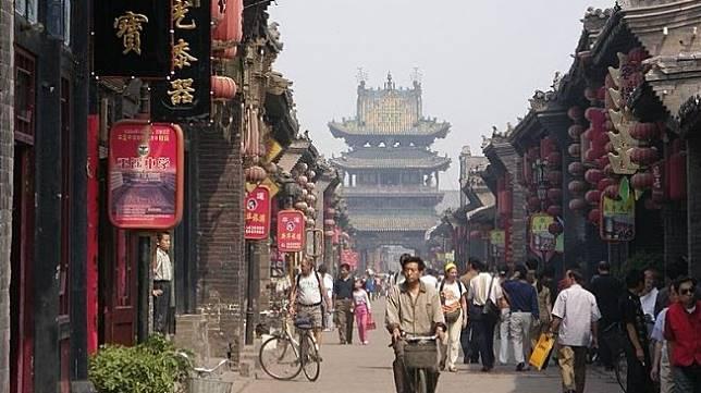 Menyisir Jejak Confucius hingga Bangunan Sejarah China di Kota Tua Pingyao