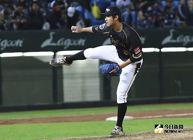 ▲中華職棒總冠軍賽 Lamigo桃猿vs.統一7-ELEVEn獅,Lami