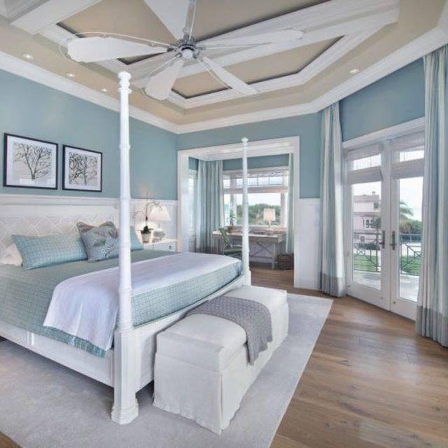 เลือกสีห้องนอนให้ถูกโฉลก 2564