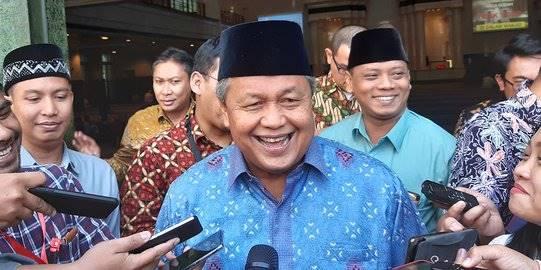 Gubernur Bank Indonesia Perry Warjiyo. ©2019 Merdeka.com/Yayu Agustini Rahayu Achmud