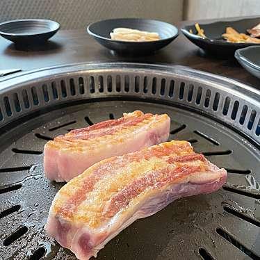 ヨプの王豚塩焼×マイマイチキン 日本一号店のundefinedに実際訪問訪問したユーザーunknownさんが新しく投稿した新着口コミの写真