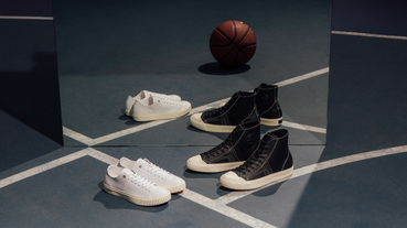 Onitsuka Tiger 第一雙元祖籃球鞋再現 OK Basketball 皮革新樣貌