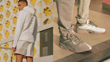 PUMA SELECT 和紐約品牌 Staple Design 推出 NTRVL 春夏系列