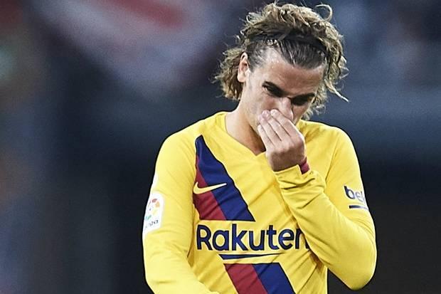 Barcelona Kalah, Valverde Soroti Permain Griezmann