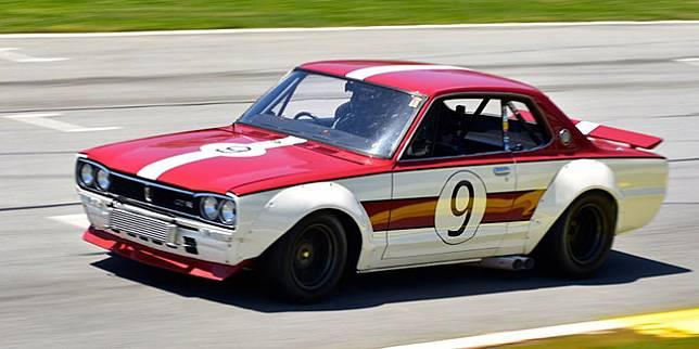 Nissan Skyline 1972 (zcarblog.com)