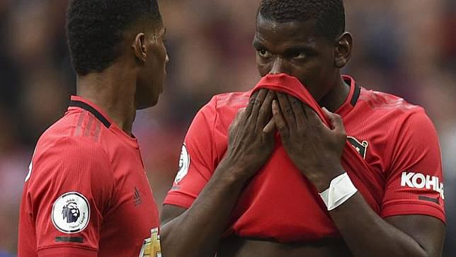 Manchester United - Marcus Rashford - Paul Pogba