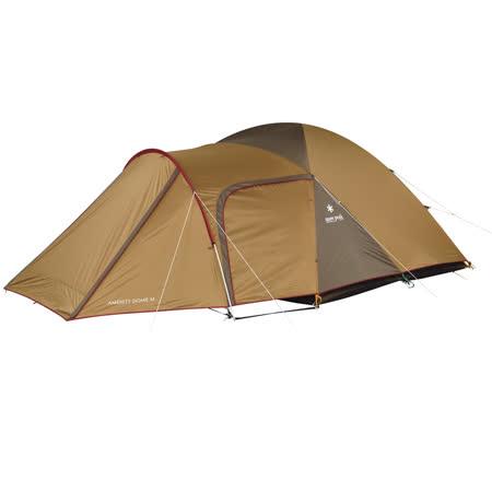 新設計的AD寢室帳,帳篷內部空間稍微降低,其結果是提升帳篷的穩定性,抗風的表現也更加優化。另外,改善了內帳的通風系統,以及紗網的設置。 前庭側門設計 除了前門之外,也可以輕鬆的從側門進出。側門除了可作
