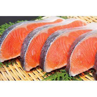 〈チリ産〉甘口銀鮭 5切入