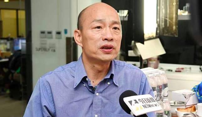 ▲高雄市長韓國瑜。(圖/NOWnews 資料照片)