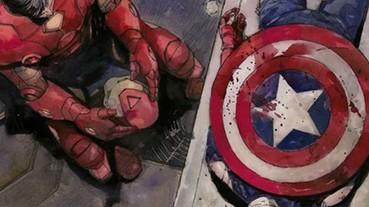 你該 carry 這 10 件有關《美國隊長 3:英雄內戰》的事,聽說美國隊長會被_____殺死?!