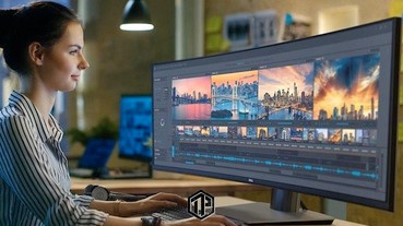 美國科技品牌Dell 推出 「最強視覺享受」49