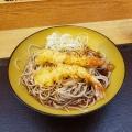 ダブル海老天 - 実際訪問したユーザーが直接撮影して投稿した歌舞伎町うどんいわもとQ 歌舞伎町店の写真のメニュー情報