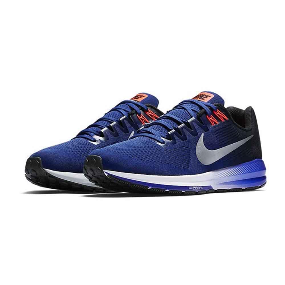 NIKE AIR ZOOM 男款慢跑鞋 多功能鞋 氣墊鞋 路跑鞋 耐磨 透氣 避震 A3@(4695401)